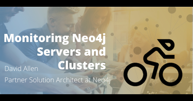 Learn how to monitor Neo4j servers and clusters.