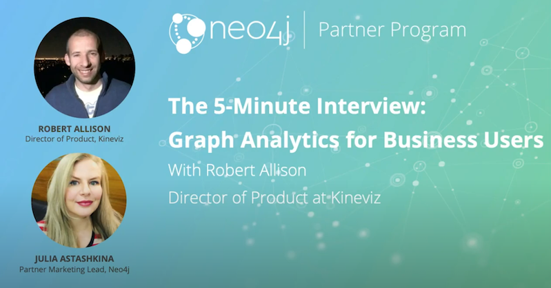 Check out this interview with Robert Allison of Kineviz.