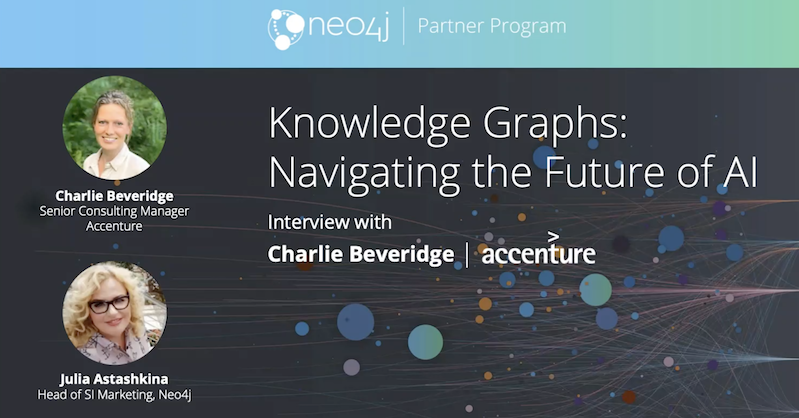 Check out this interview with Charlie Beveridge of Accenture.