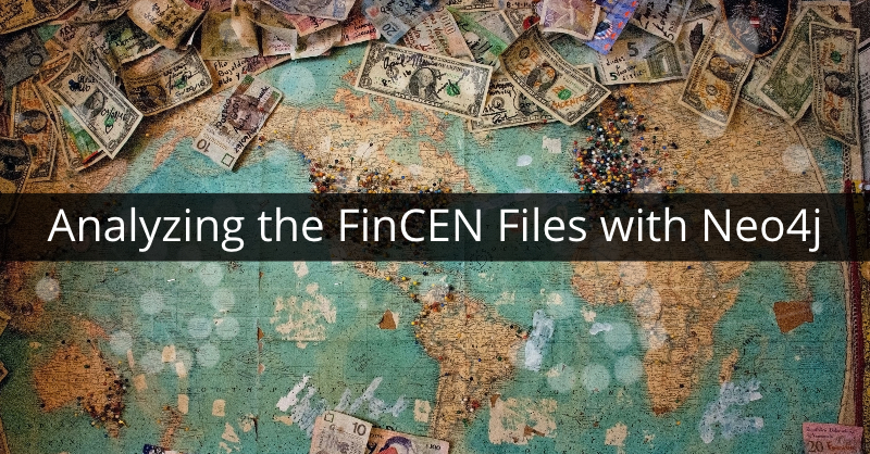 ICIJ used Neo4j to analyze the FinCEN Files data, uncovering a vast network of money laundering.