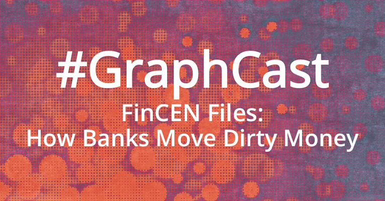 Catch this week's GraphCast: FinCEN Files – How Banks Move Dirty Money around the World