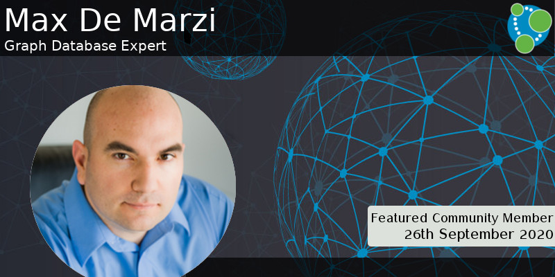 Max De Marzi - This Week's Featured Community Member