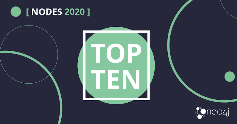 Check out featured speakers to present at NODES 2020.