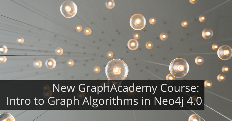 Enroll in this course on graph algorithms today.
