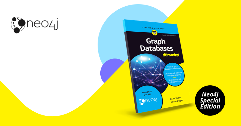 Check out this podcast on the Graph Databases For Dummies book.