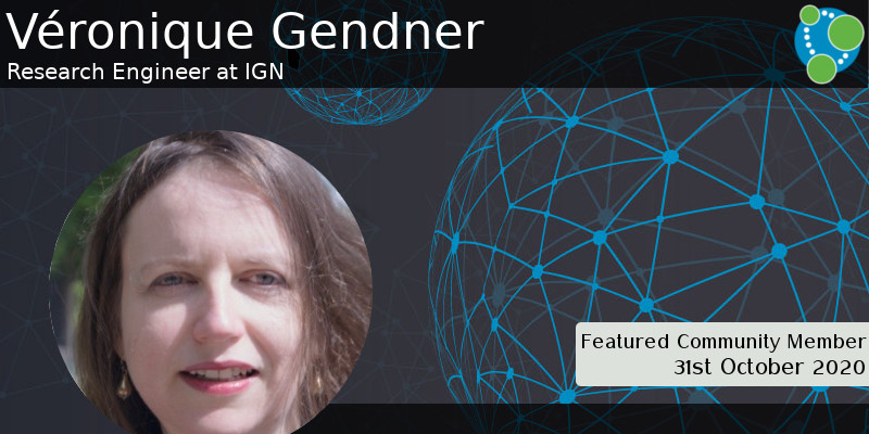 Véronique Gendner - This Week's Featured Community Member