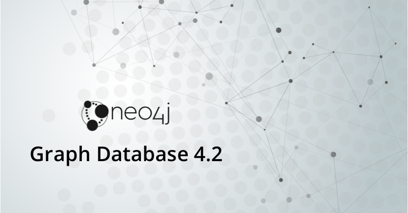 Learn about the latest updates in Neo4j 4.2