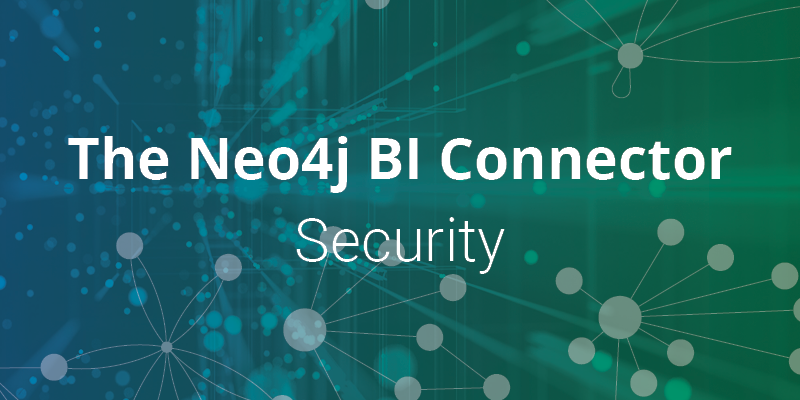 BI Connector Security
