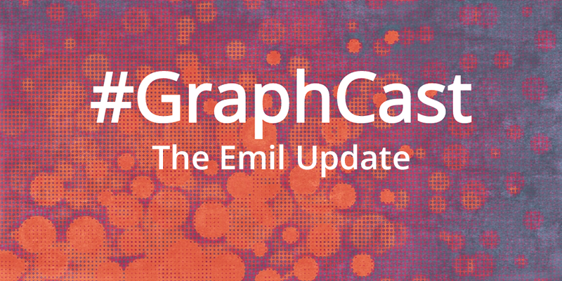 Catch this week's GraphCast: a chat with Emil Eifrem about the future of graph database technology.