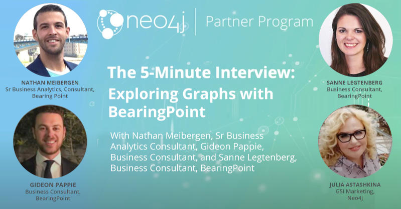 Exploring Graphs with BearingPoint: The 5-Minute Interview