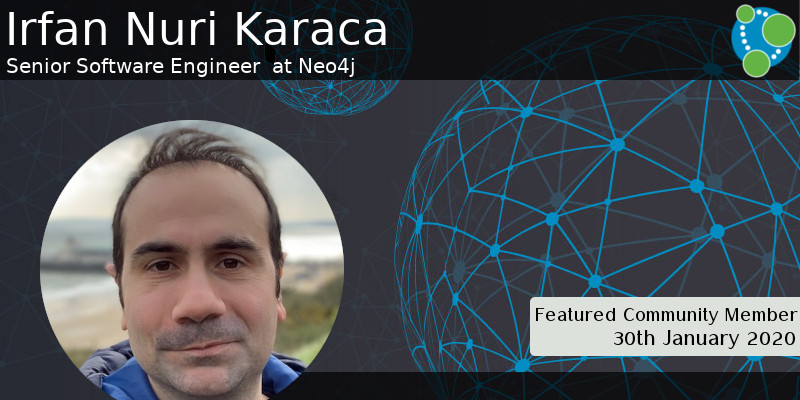 Irfan Nuri Karaca - This Week's Featured Community Member