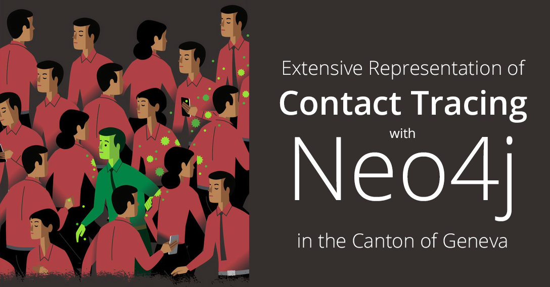 Learn how to use Neo4j's graph visualization to do extensive representation of COVID-19 contact tracing.