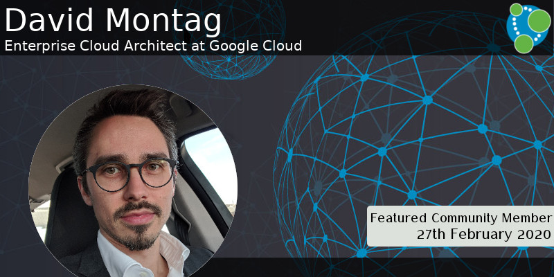 David Montag - This Week's Featured Community Member