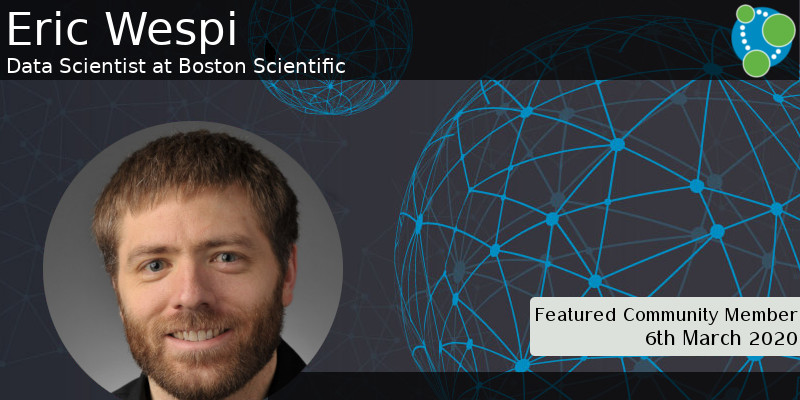 Eric Wespi - This Week's Featured Community Member