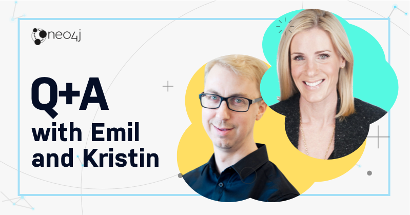 Meet our VP of People, Kristin Thornby, as she talks with Emil about how she wants to shape Neo4j's culture.