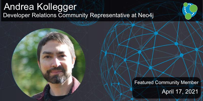 Andreas Kollegger - This Week's Featured Community Member