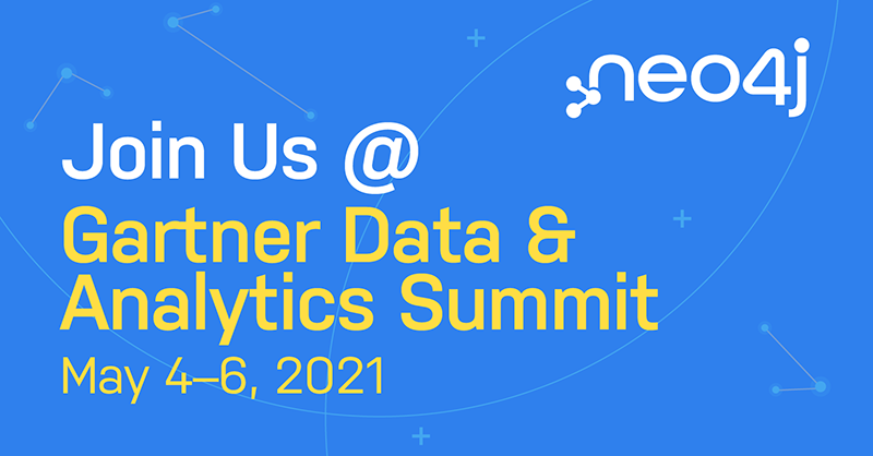 Get ready for the Gartner Data & Analytics Summit with Neo4j's list of most anticipated sessions.
