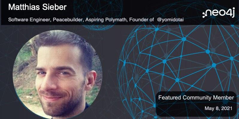 Matthias Sieber - This Week's Featured Community Member