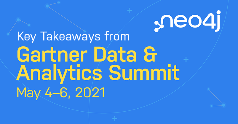 Discover the top 5 graph analytics takeaways from Gartner's Data & Analytics Summit