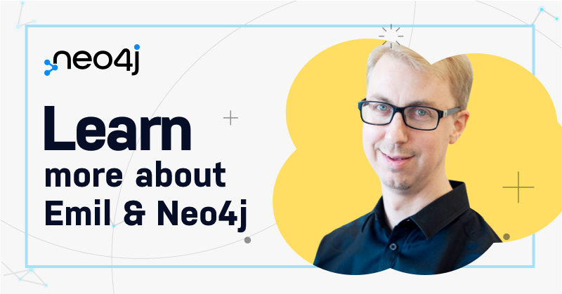 Emil Eifrem on the Origins of Neo4j and the Ubiquity of Graphs