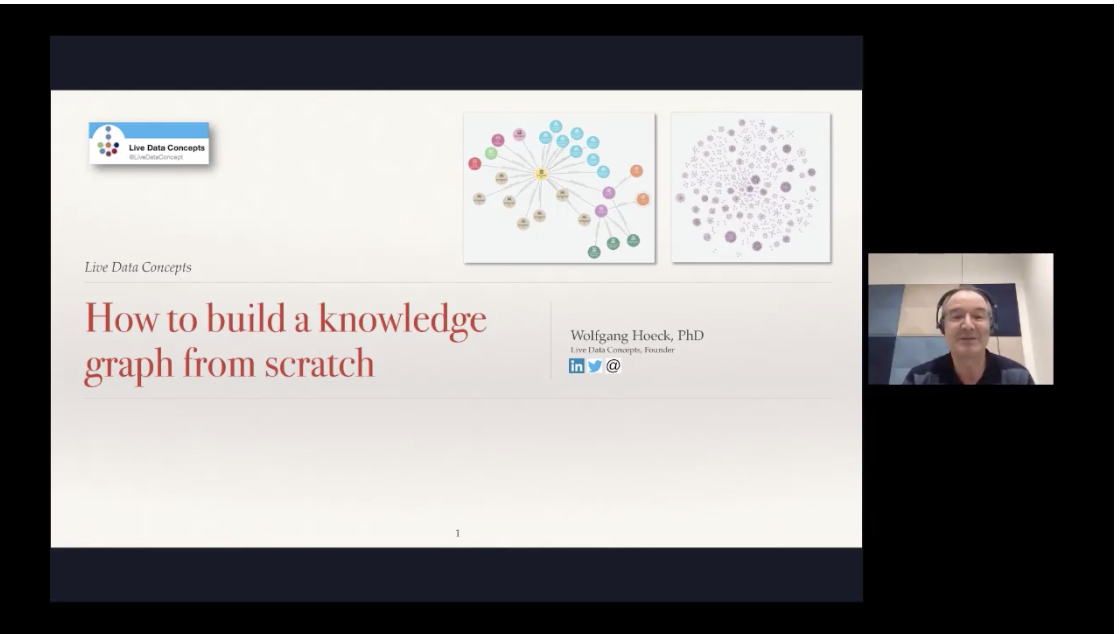 How to Build a Knowledge Graph From Scratch