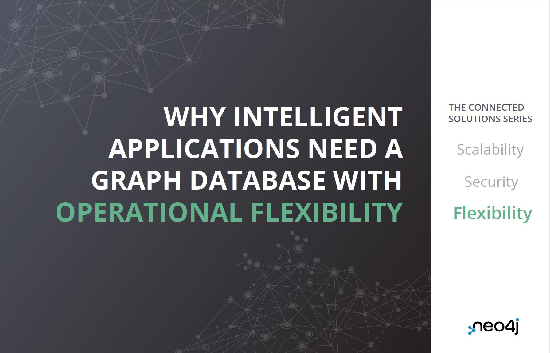 Learn how graph database flexibility allows frictionless development in evolving enterprises.