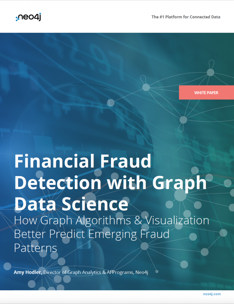 Financial Fraud Detection with Graph Data Science