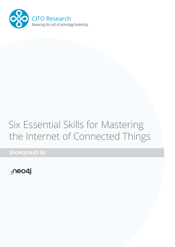 Mastering the Internet of Connected Things