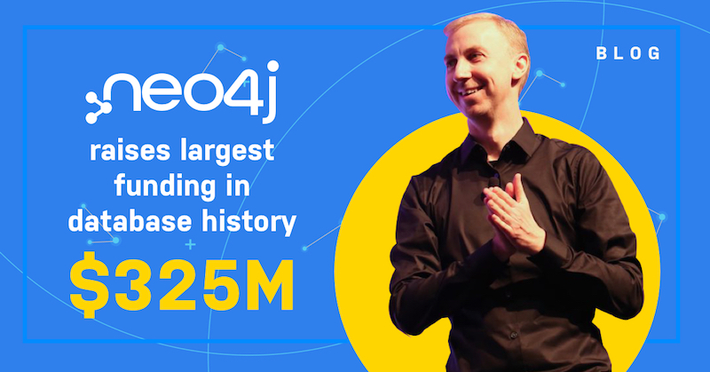 Check out Emil's statement on Neo4j's largest funding round in database history.