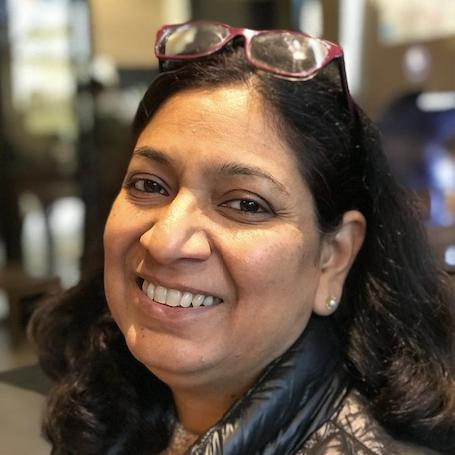 Photo of Maya Natarajan