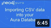 aura import csv video