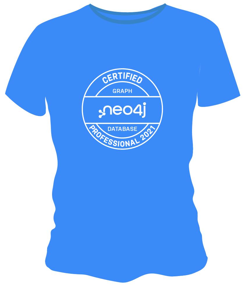 2021 certified develper tshirt