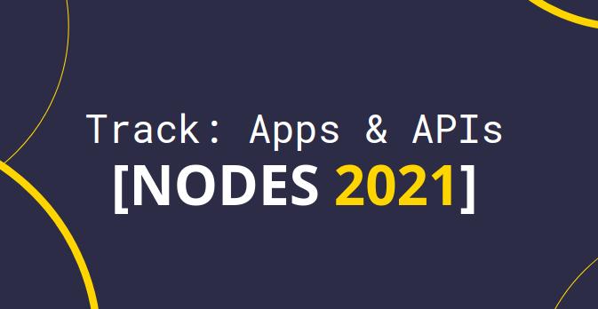 nodes apps apis