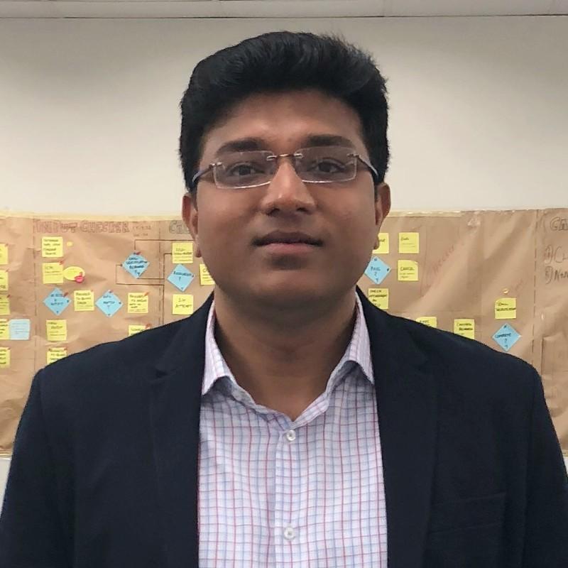 Photo of Vikram Gupta