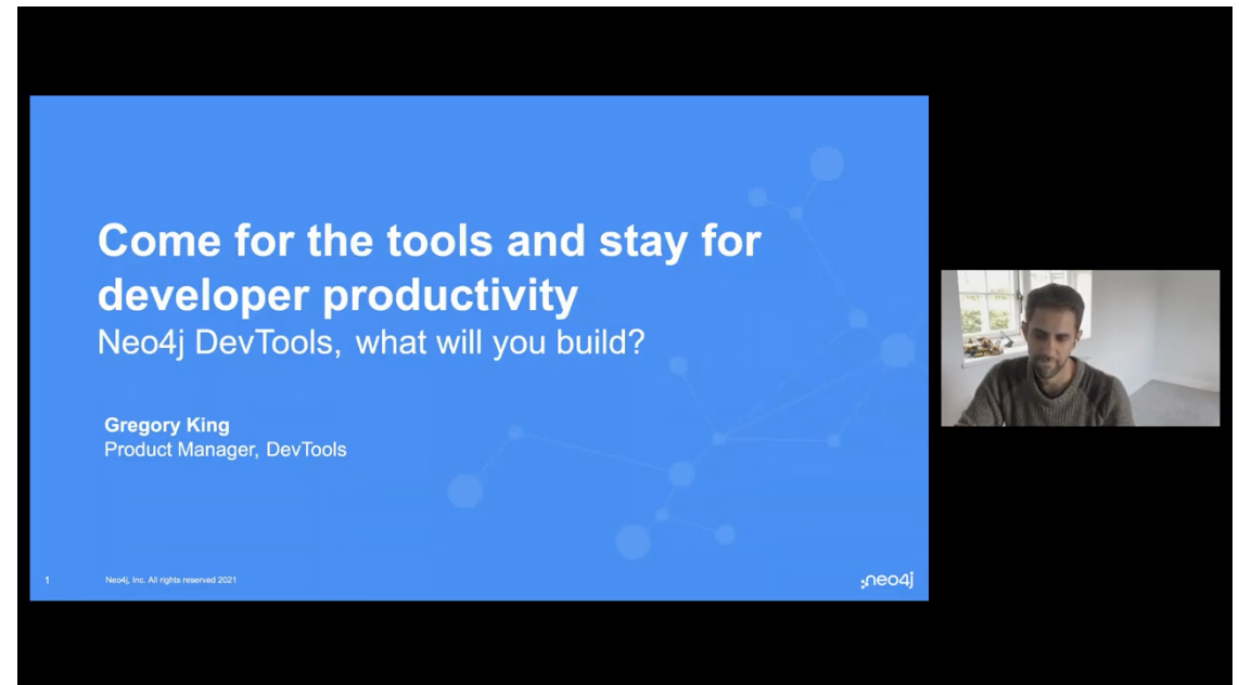 Come for the Tools - Stay for Developer Productivity