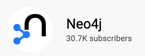 neo4j subscribe youtube