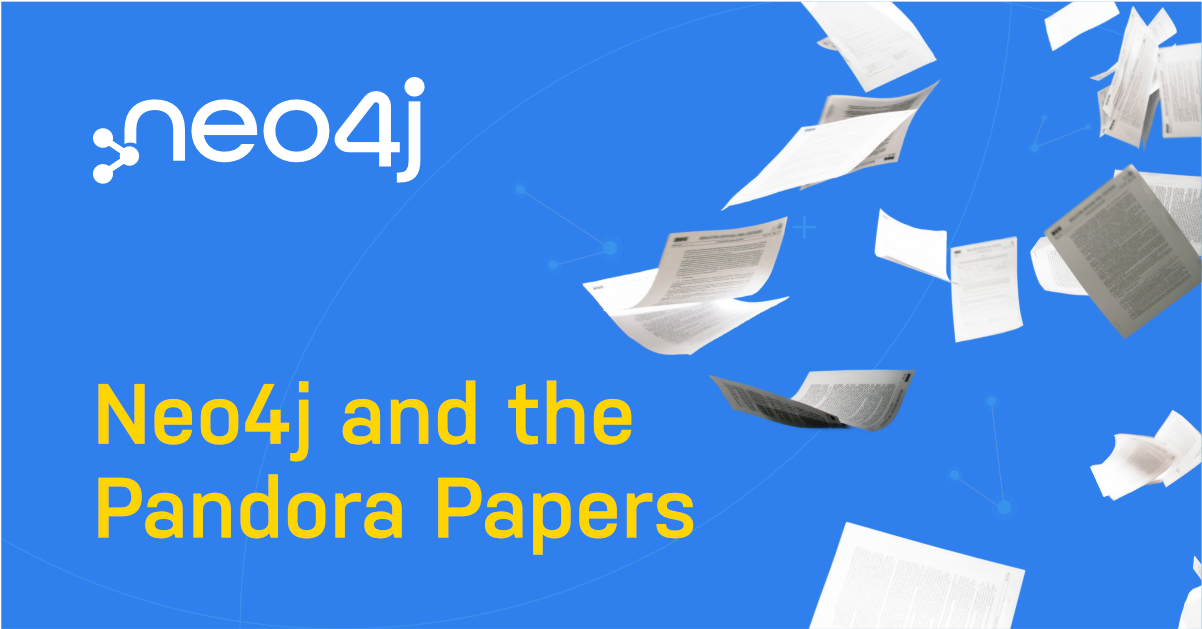 Exploring the Pandora Papers with Neo4j