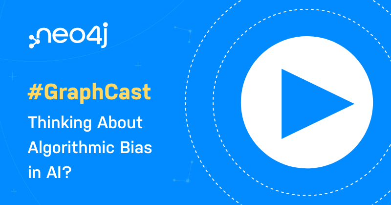 Check out this week's #GraphCast featuring a video on algorithmic bias in AI