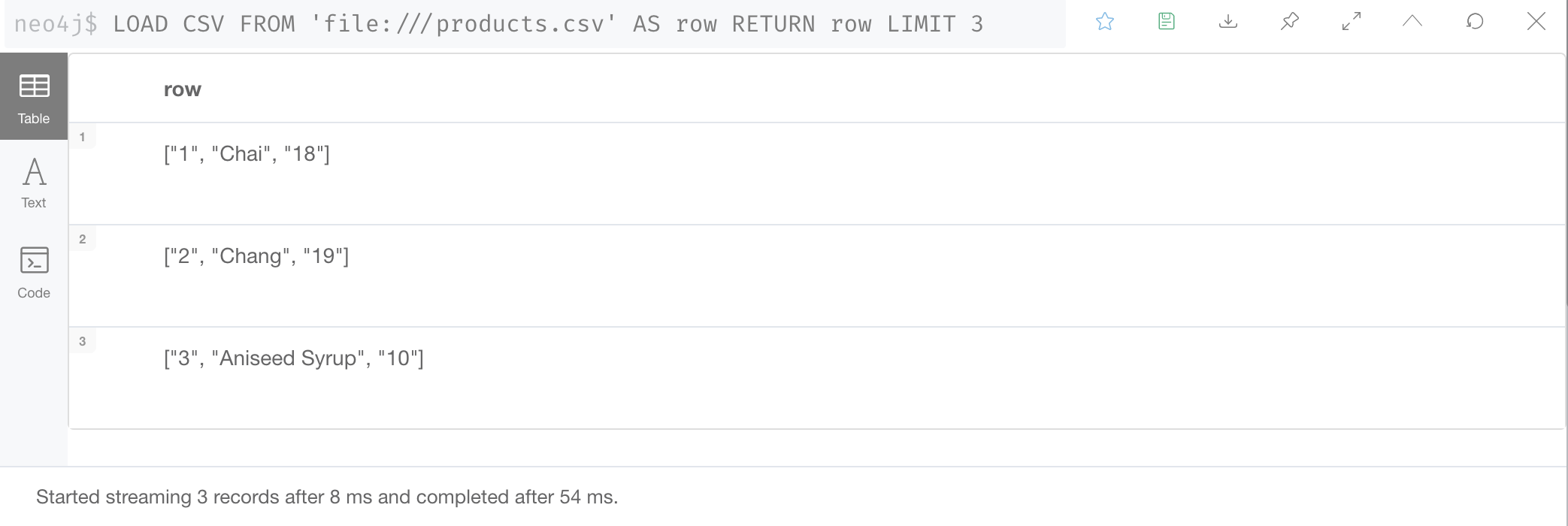 developer desktop csv import test load 1