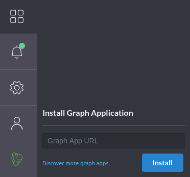 grandstack install graphapp manual