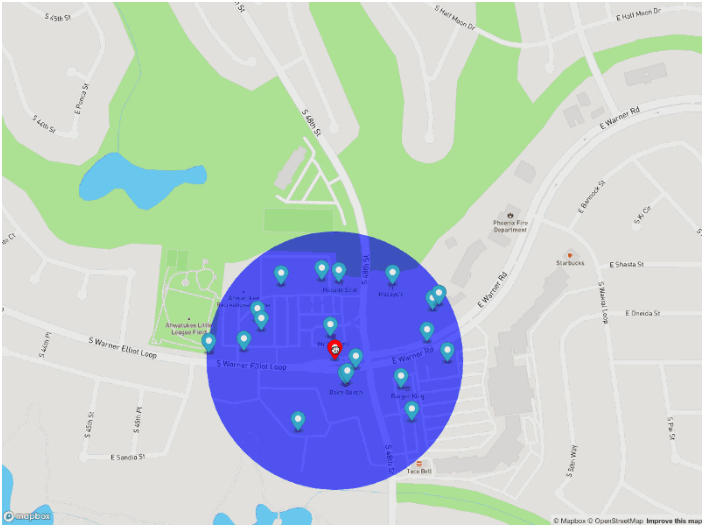 mapbox visualization