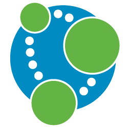 Neo4j logo globe