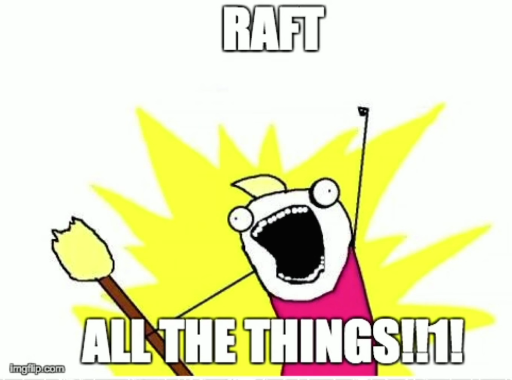RAFT All the Things in Neo4j 3.0